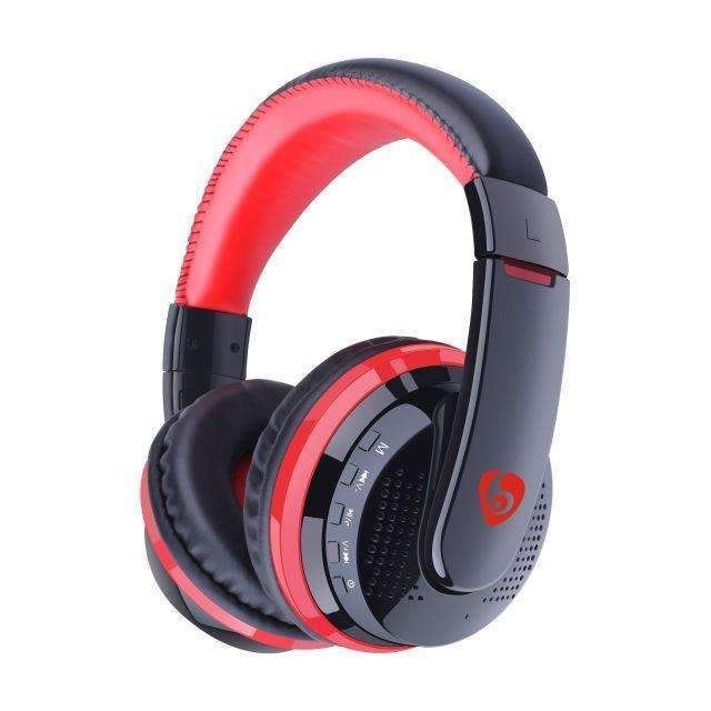 Mx666 Wireless Headphones Bluetooth 4 0 Headset With Microphone Over The Ear Handsfree Headband Bluetooth Wireless Earphones Gaming Headphones Gaming Headset