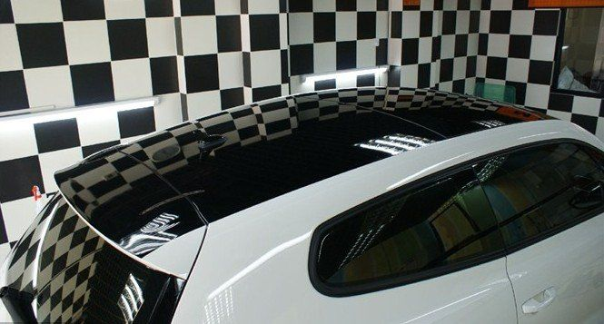 Folia Okleina Czarna Czarny Polysk 152x50cm Nowosc Car Door Sports Car Car