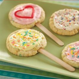 Cookie Pops from Pillsbury Baking®
