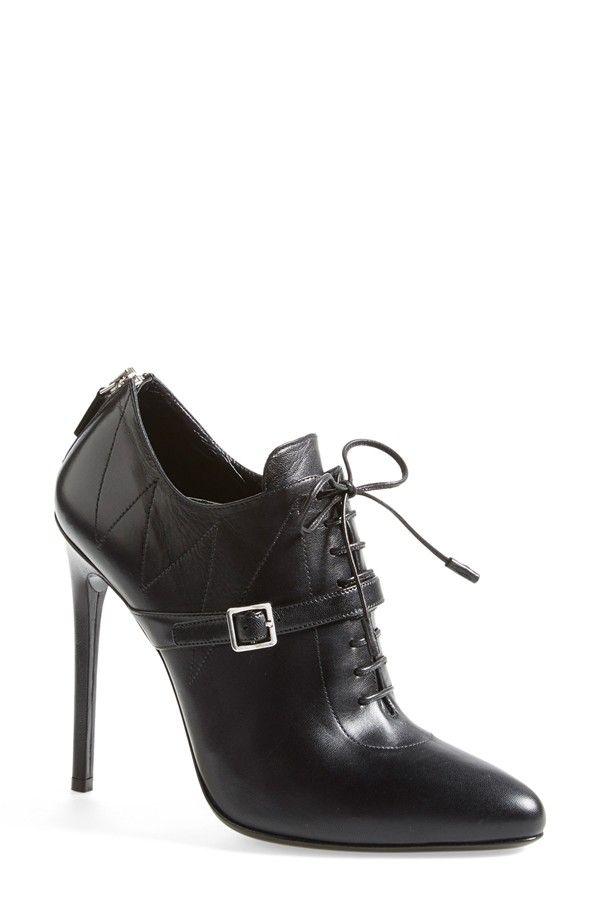 890c0cd1e2db Prada Fall 2014  Lace Up Leather Boot (Women)