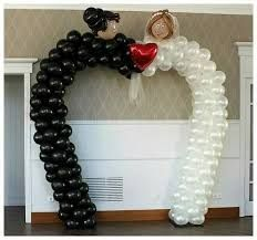 mickey mouse balloon arch instructions