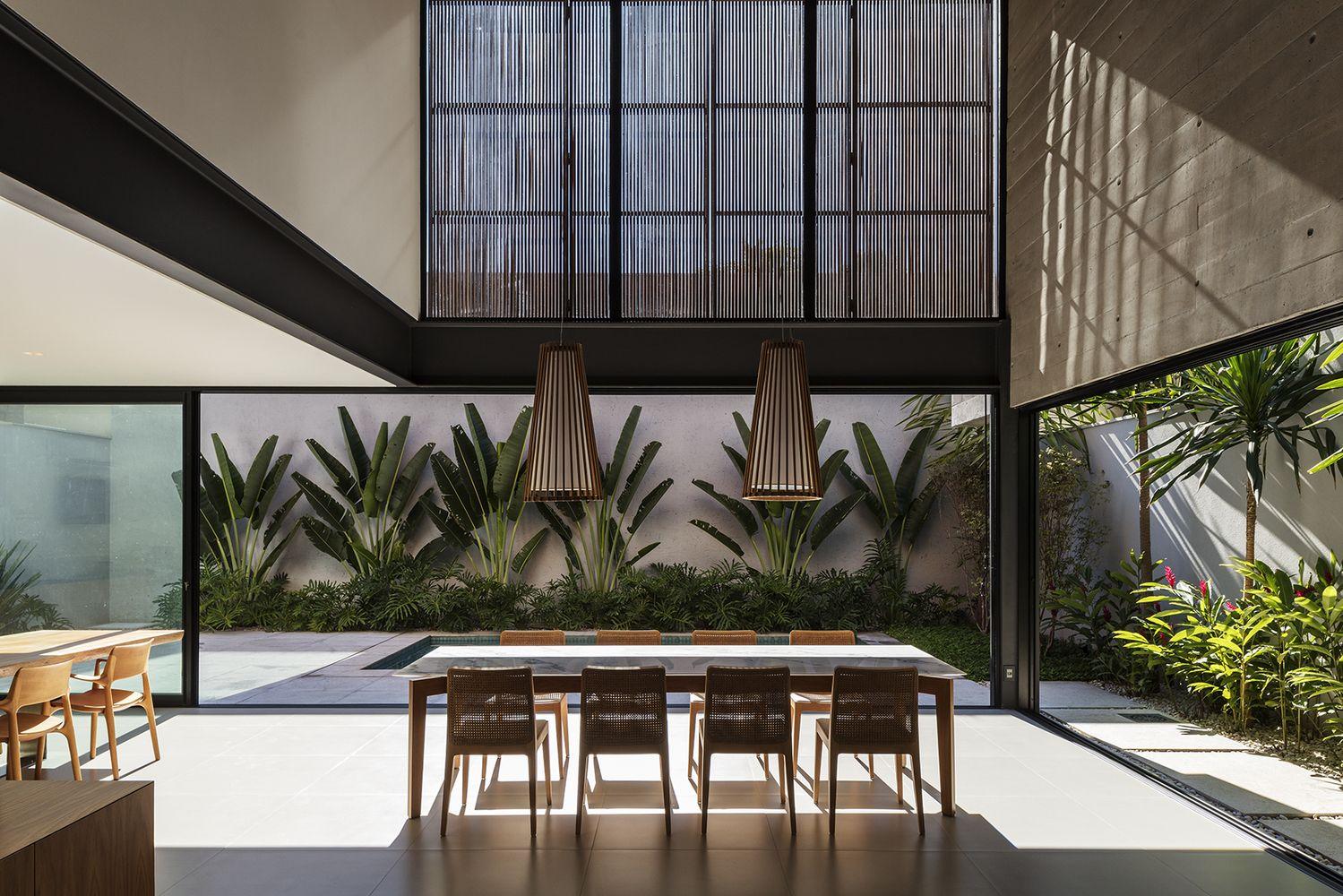 Progettazione Dinterni Fai Da Te : Galeria de casa castro aguirre arquitetura design
