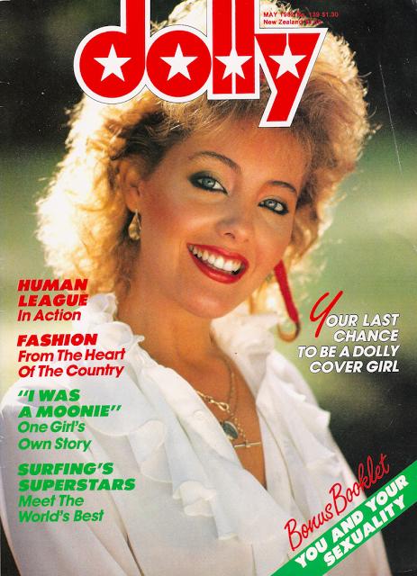 Dolly May 1982   Melissah Hannan