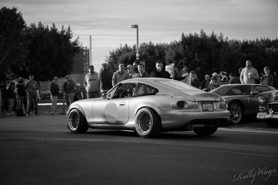 Cars And Coffee Irvine Pictures In Black And White Rallyways Cars And Coffee Miata Petrolhead