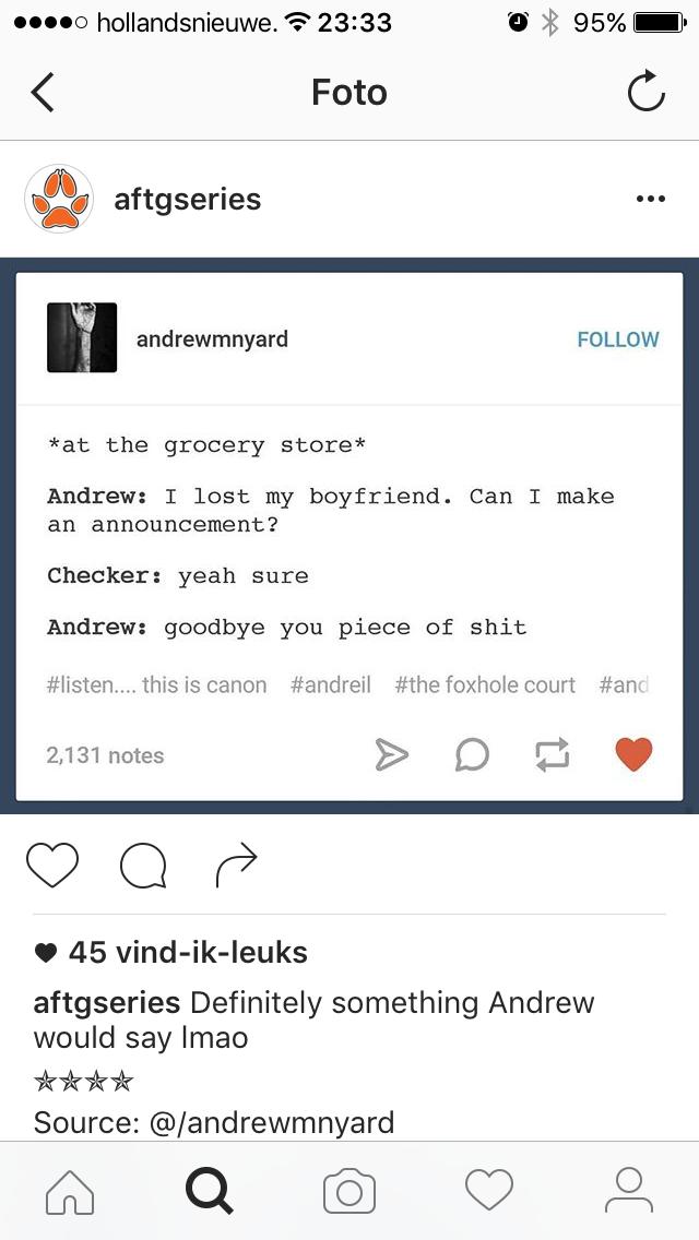 Same Andrew