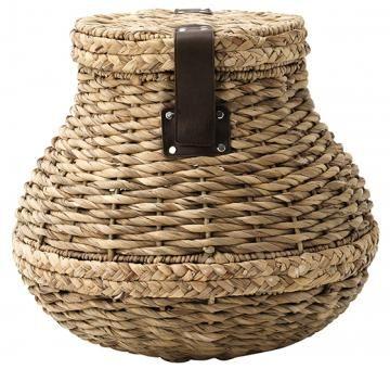Snake Charmer Basket - Woven Storage Baskets - Storage