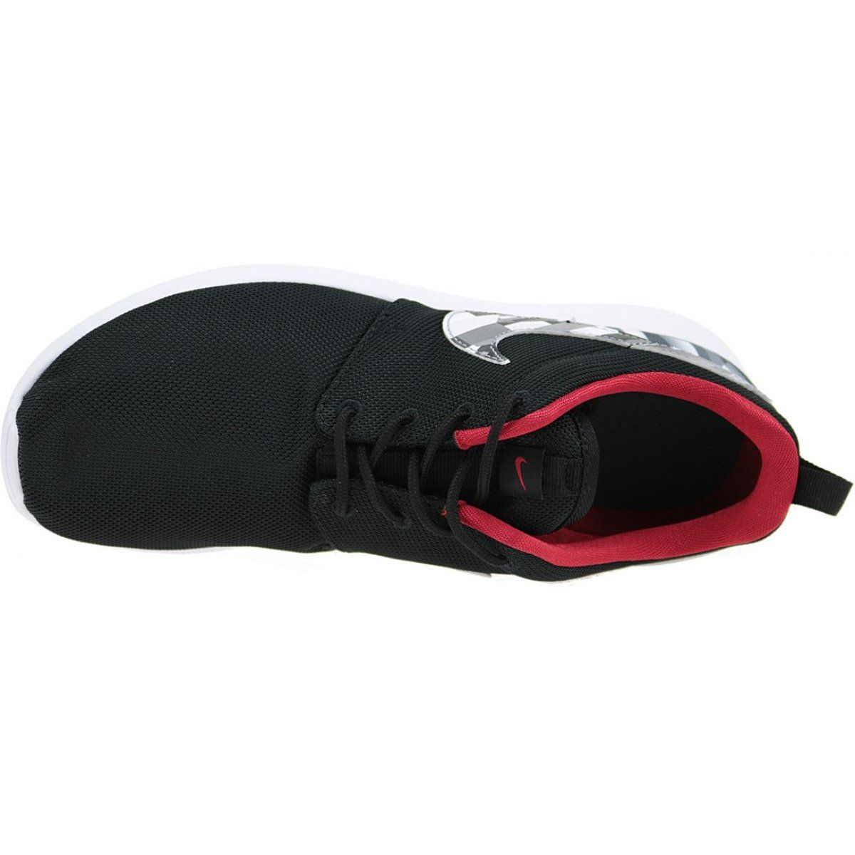 Buty Nike Roshe One Print Gs W 677782 012 Czarne Nike Roshe Nike Roshes