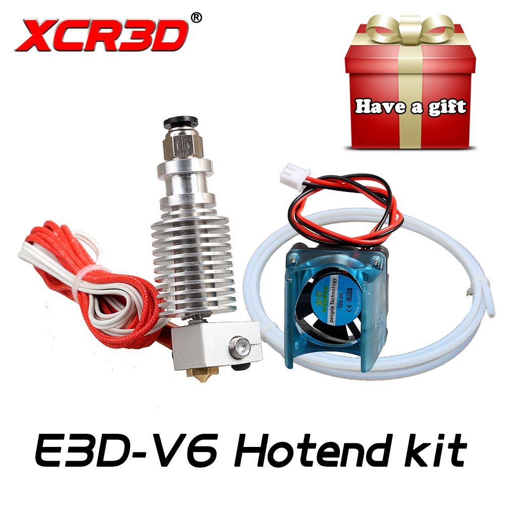 Kaufen Freies Verschiffen XCR3D 3D Drucker Teile E3D V6