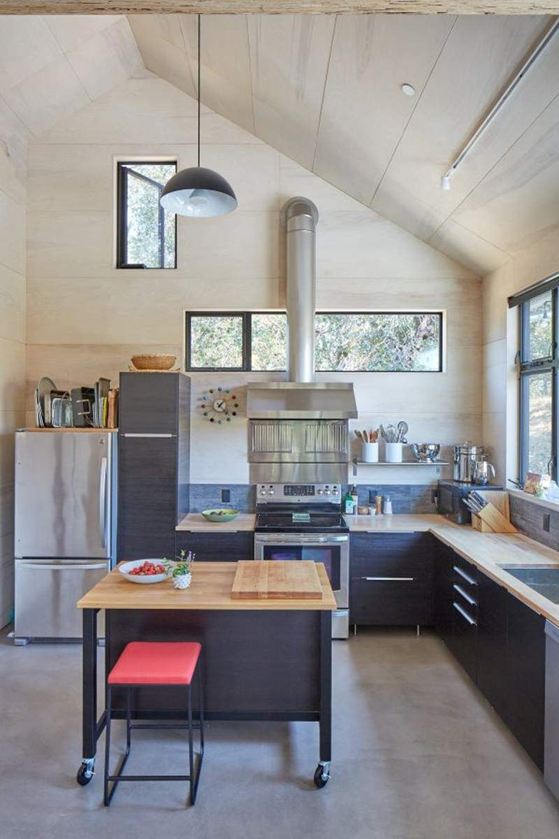 Award Winning Tiny House In Petaluma Full Of Surprises
