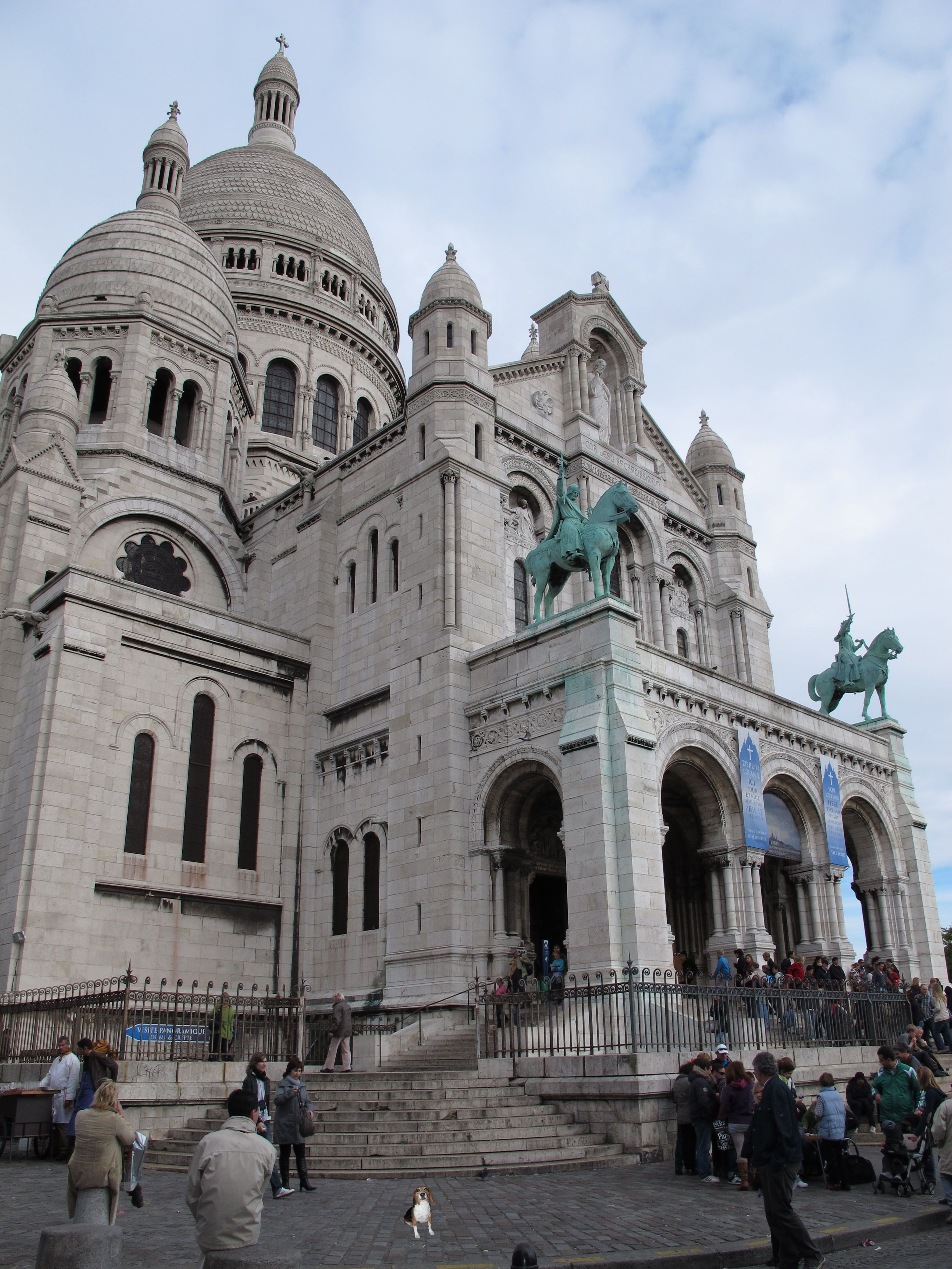 Sacre Coeur Paris France