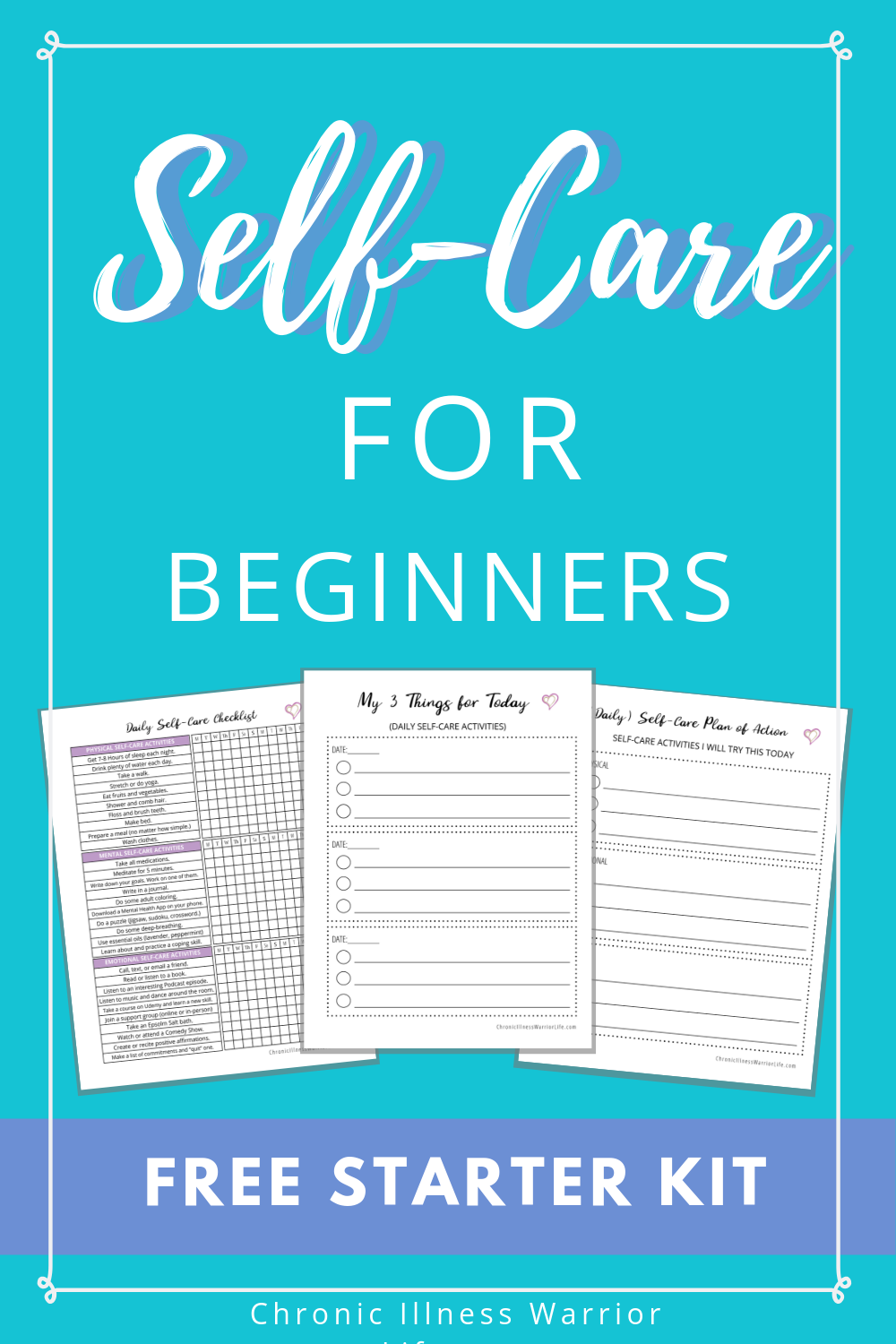 Knowhow Care Plan >> The Easy Beginner S Guide To Self Care Health And Fitness