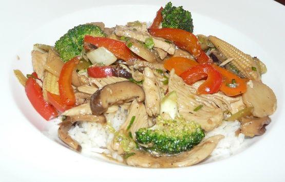 Moo goo gai pan recipe recipes dishes and food moo goo gai pan forumfinder Images