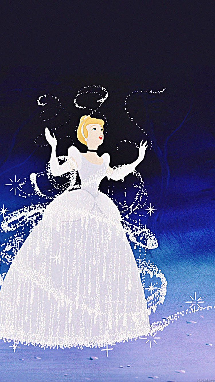 Wallpaper Cinderella Time Disney Illust Wallpaper Hd Iphone Disney Phone Wallpaper Disney Princess Cinderella Cinderella Wallpaper