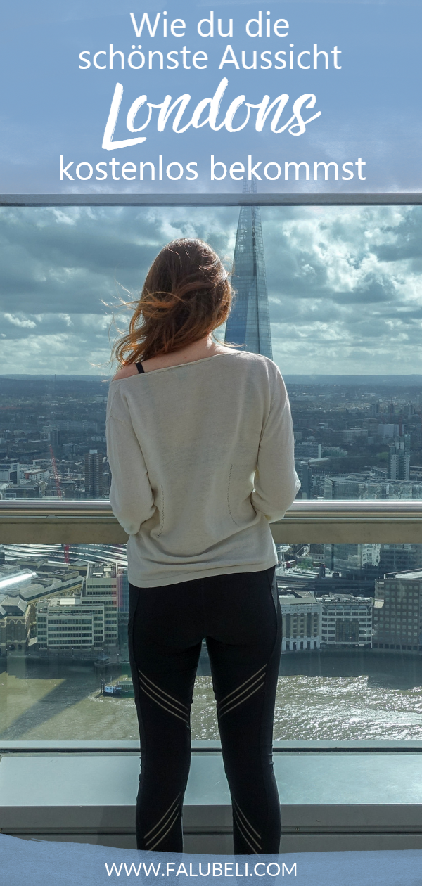 Photo of So you get the most beautiful view of London for free