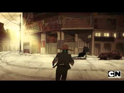 Batman animation Shanghai Style