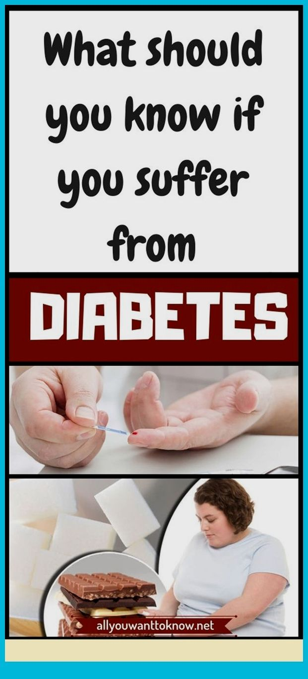What You Should Know If You Suffer From Diabetes W