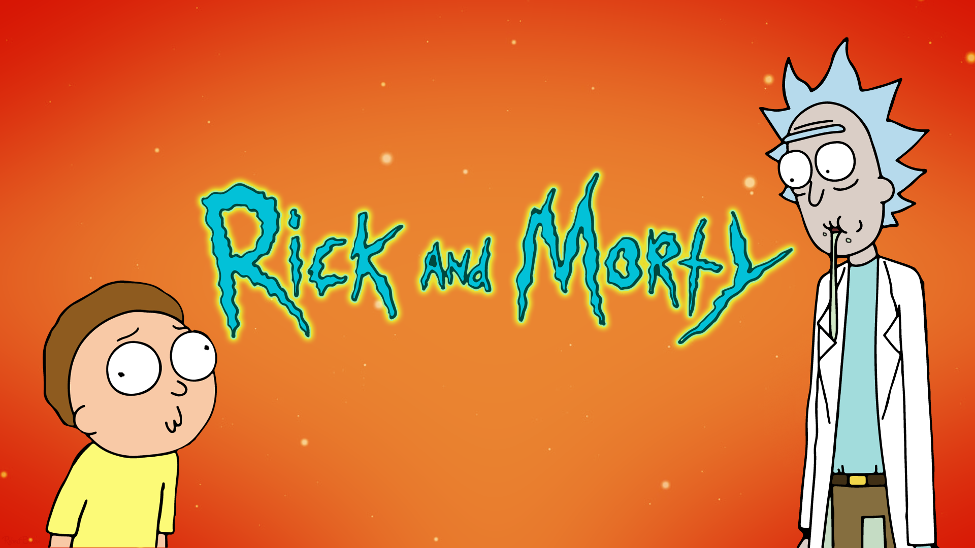 Rick And Morty Wallpapers 1920x1080 Rick Morty Poster Rick