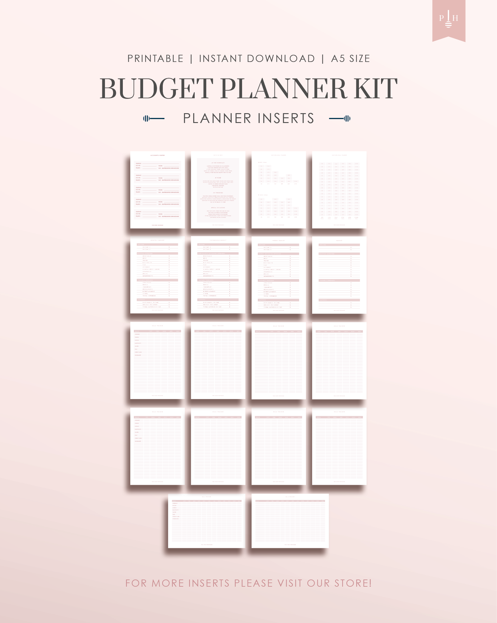 Fortnightly Budget Template