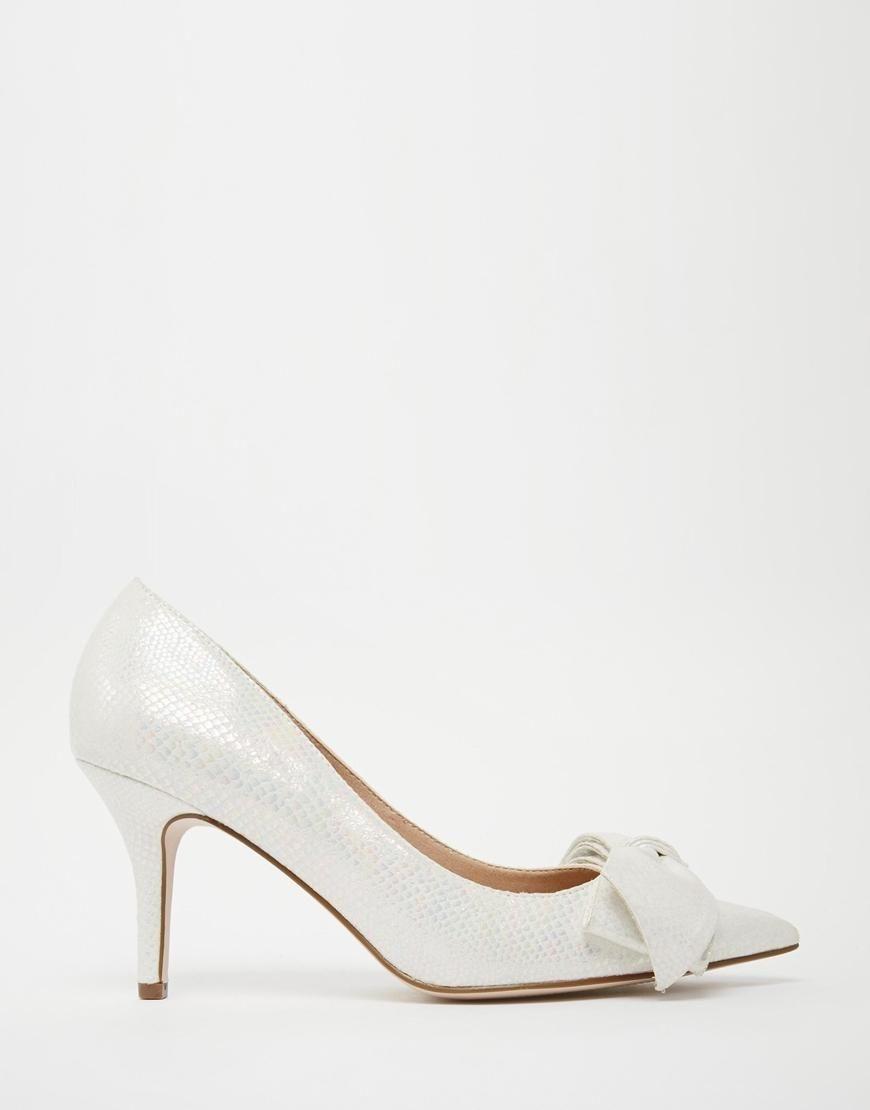 ASOS | ASOS - SKYE - Chaussures pointues à talons chez ASOS