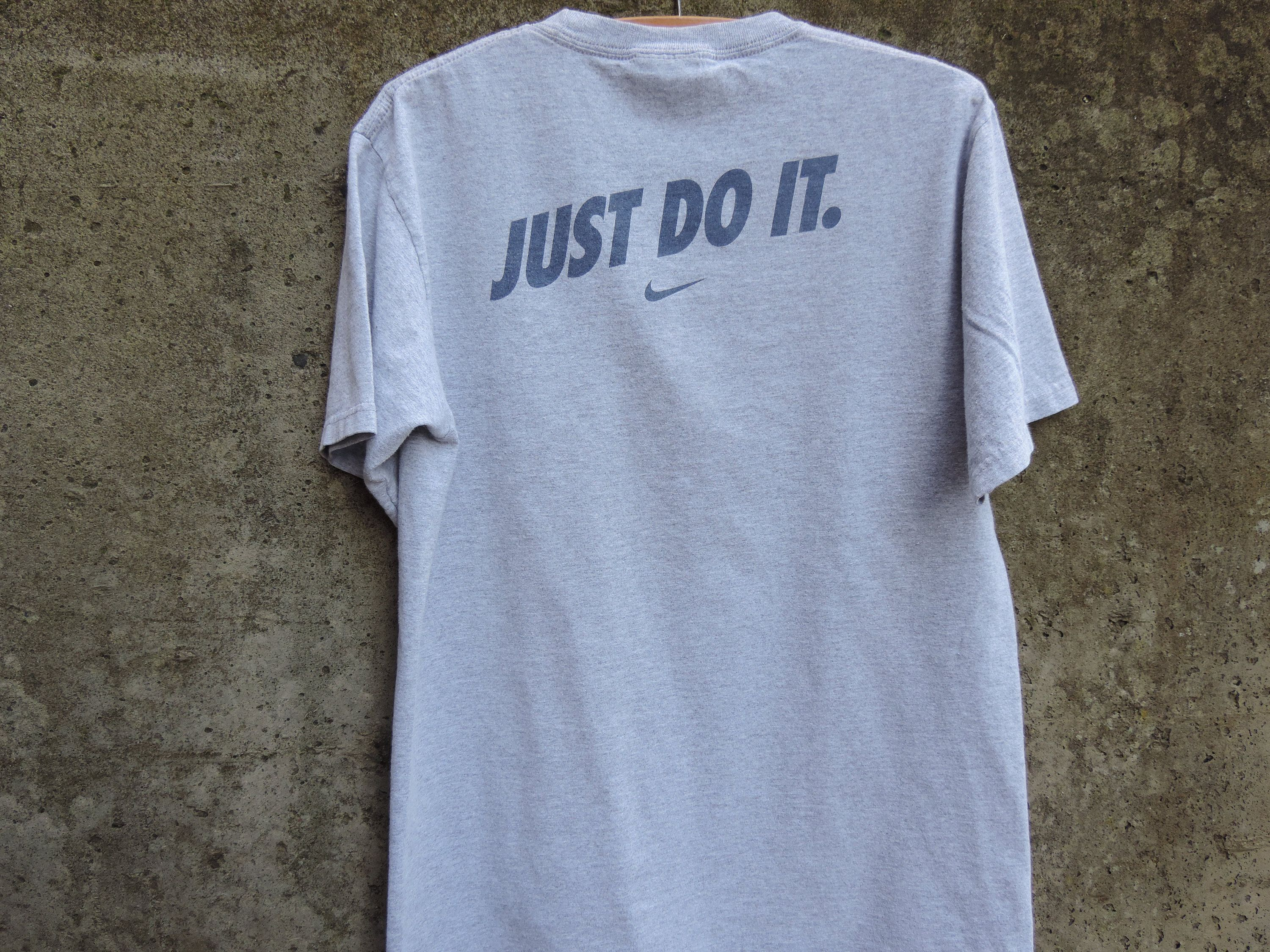 Vintage T Shirt Gonzaga Basketball Nike Just Do It Spell Out Size S Vintage Tshirts Vintage Tee Shirts Shirts