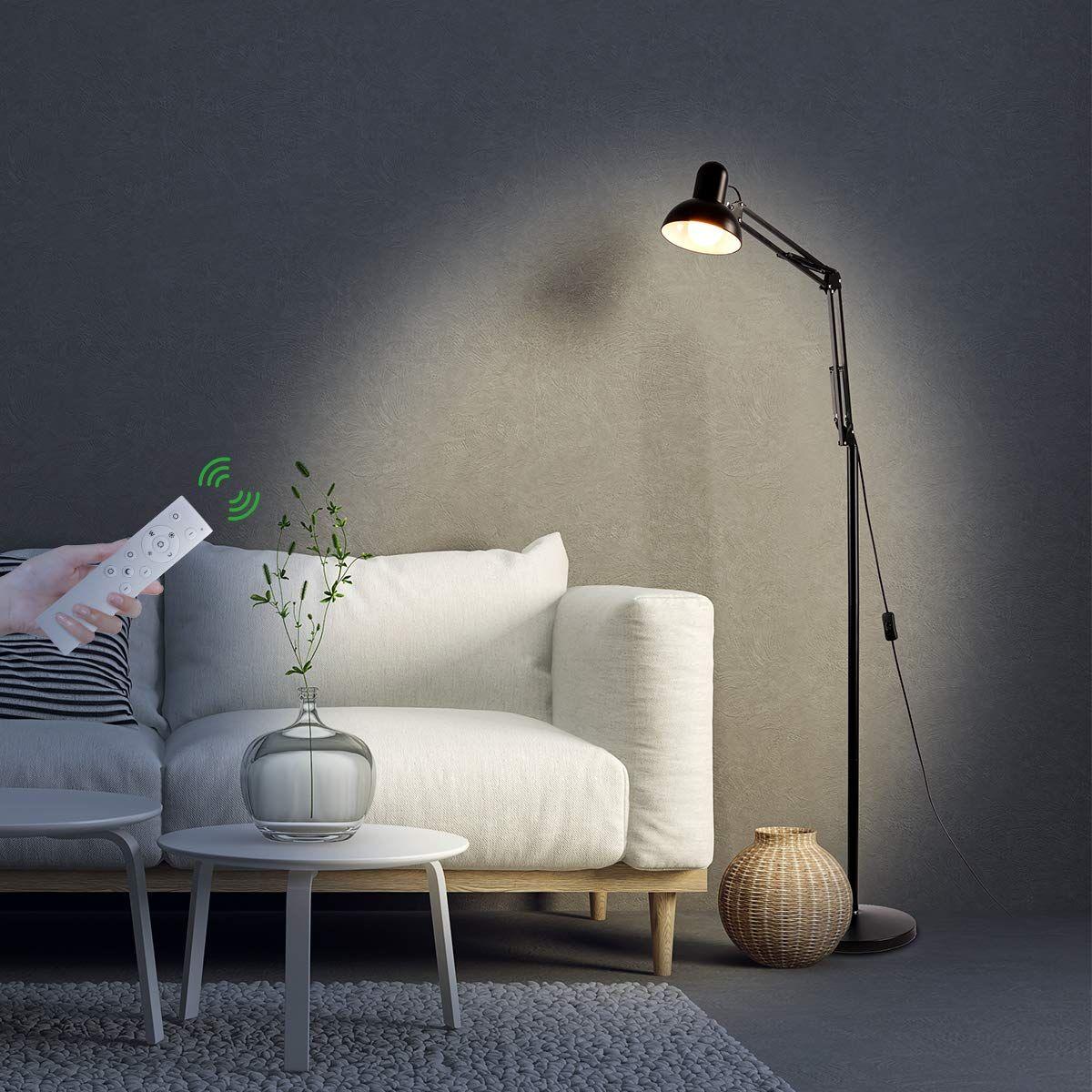 Sunix LED Reading Floor Lamp, Dimmable, Energy Saving
