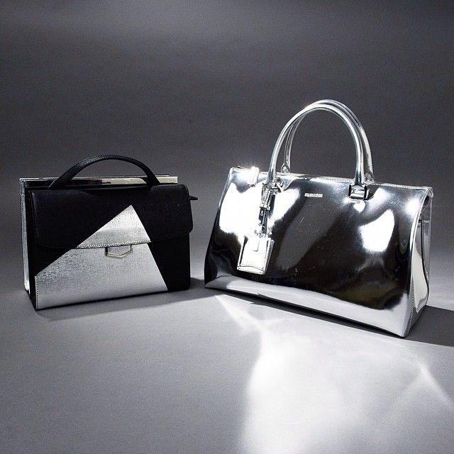 Fendi and Jil Sander bags for #SS14 #spring MATCHESFASHION.COM #MATCHESFASHION