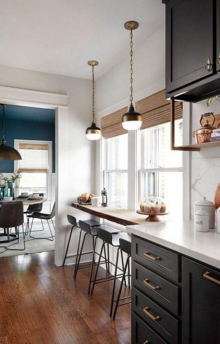 18+ Elegant Kitchen Cabinet Idea Decorating Unique And Stylish