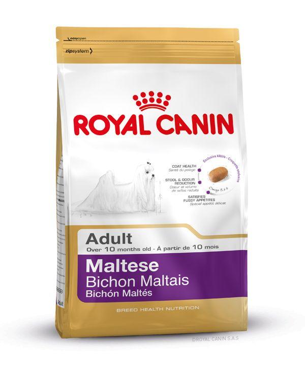 Alleinfuttermittel speziell für den ausgewachsenen #Malteser ab dem 10. Monat. Der Malteser zeichnet sich durch ein weiches langes Fell und eine empfindliche Haut aus. Die Rezeptur von MALTESE ADULT kann durch die Zufuhr von ausgewählten Aminosäuren wie auch spezieller, aus Borretschöl und Leinsamen gewonnener Fettsäuren ein gesundes Fell und eine gesunde Haut unterstützen. http://www.royal-canin.de/hund/produkte/im-fachhandel/nahrung-fuer-rassehunde/ausgewachsene-rassehunde/maltese-adult/