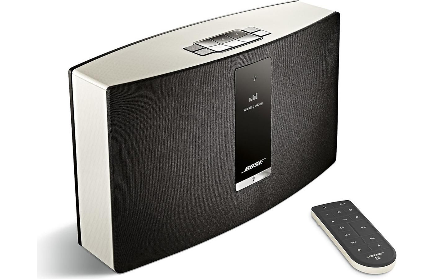 Bring the house down with the latest Bose SoundTouch 20