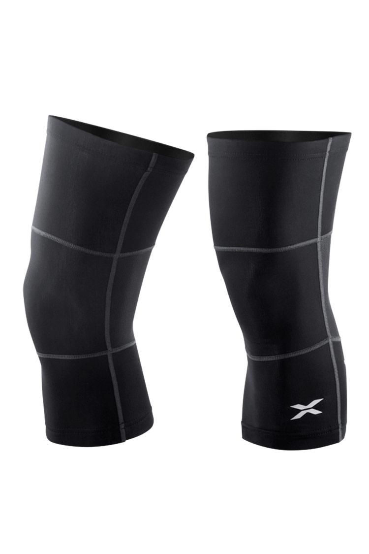 2XU THERMAL KNEE WARMERS /UC2200bnA$70.00 COLOR: BLACK/BLACK >>> for the snow?