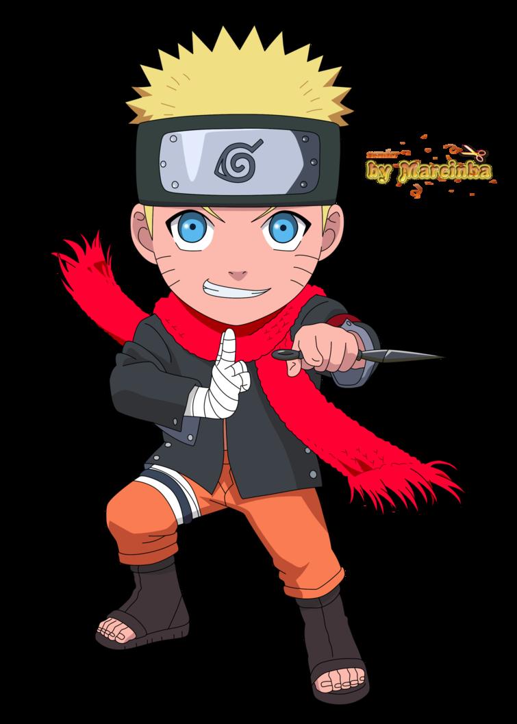 Chibi Naruto The Last by Marcinha20 on DeviantArt naruto