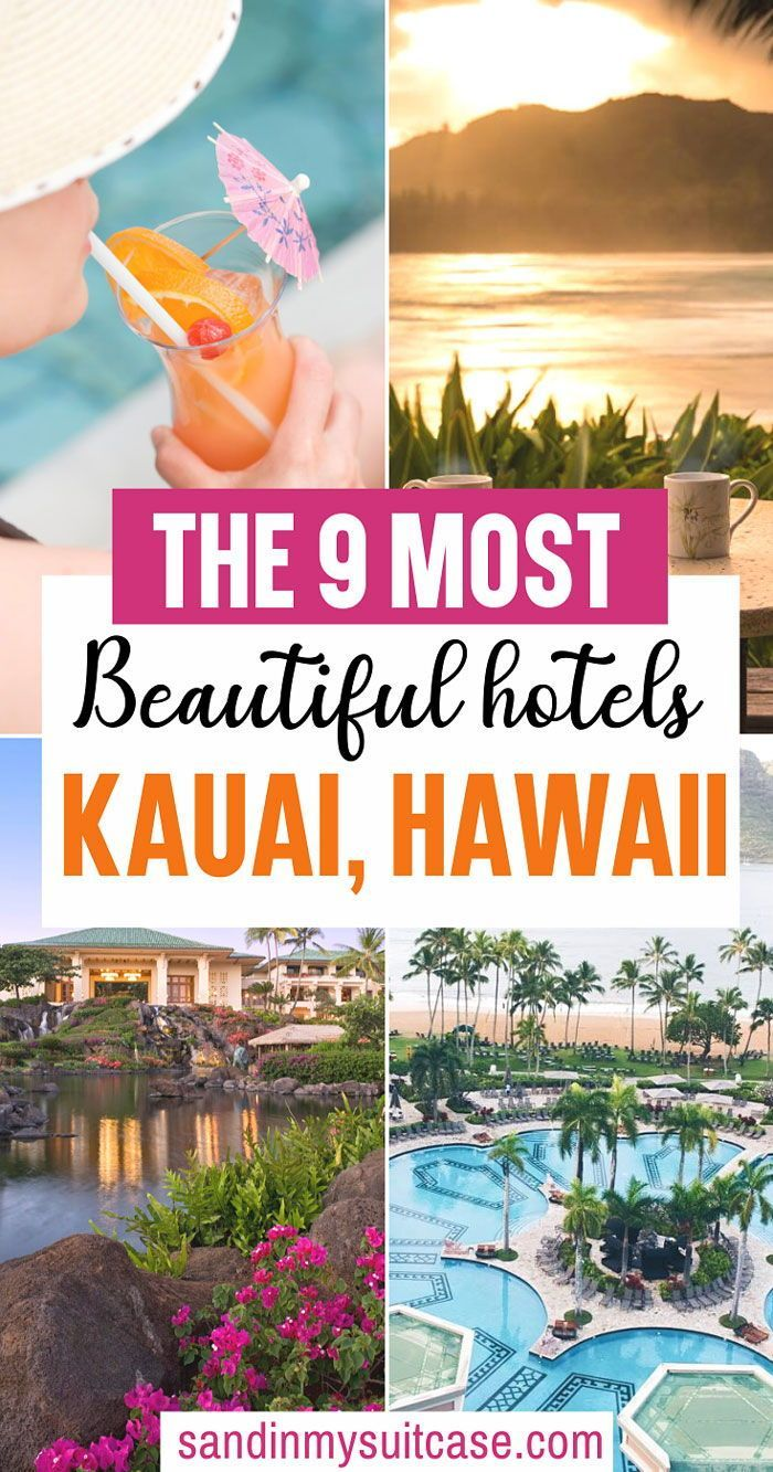 10 Best Hotels in Kauai, from Boutique to Grand   Sand In My ...