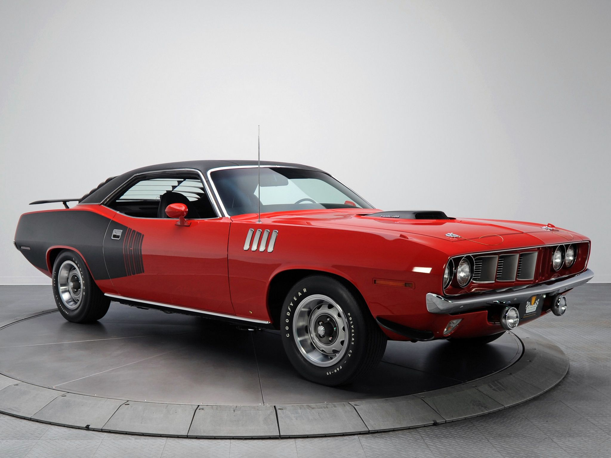 hemi muscle cars - photo #28