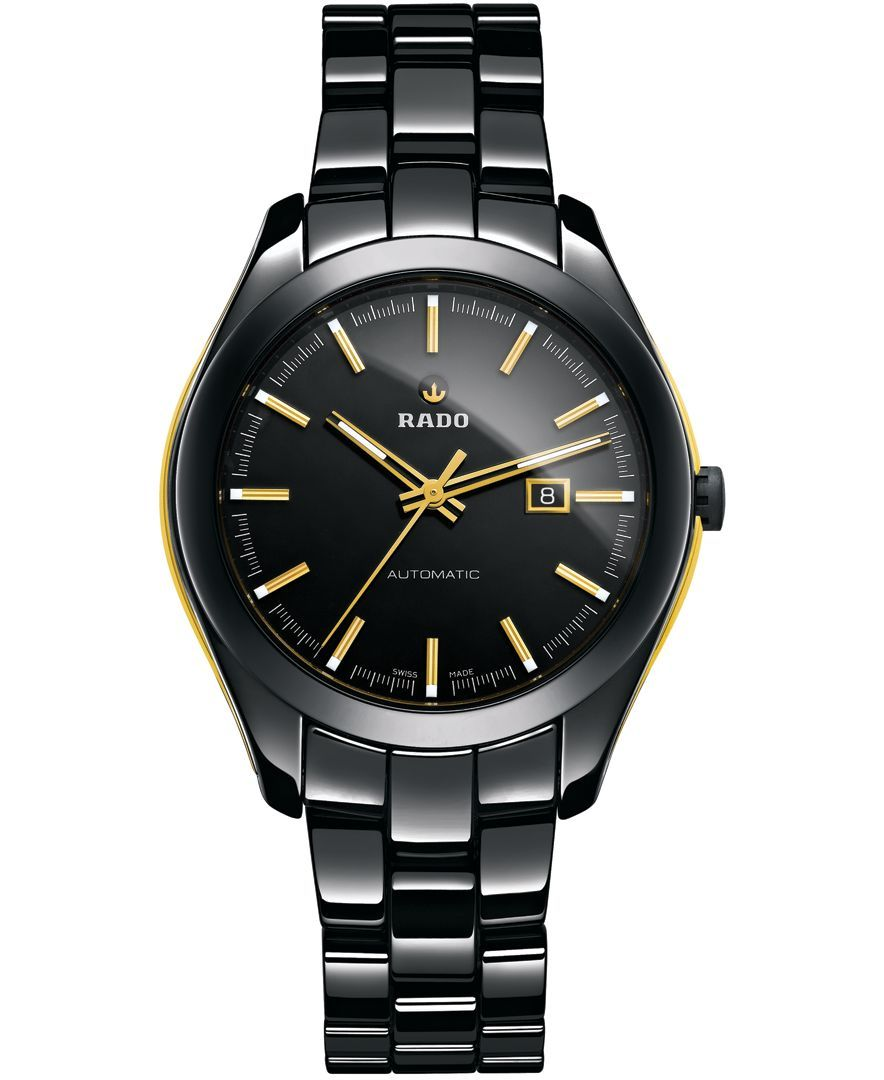 Rado Unisex Swiss Hyperchrome Black High Tech Ceramic Bracelet 36mm R32287152 Reviews Watches Jewelry Watches Macy S Rado Watches Women Womens Watches Luxury Watches For Men