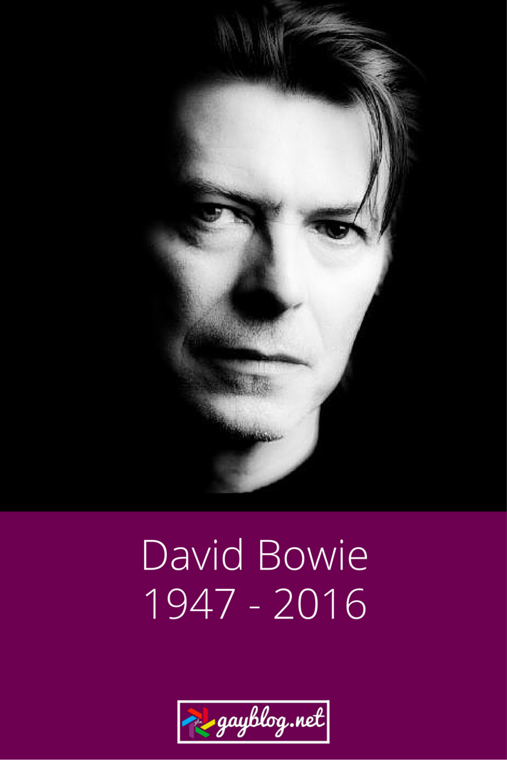 David Bowie (1947 - 2016) was cremated in New York. He'll be remembered for far more than his accomplishments in music and acting. He had a profound effect on those of us who were disaffected and felt different. RIP David.