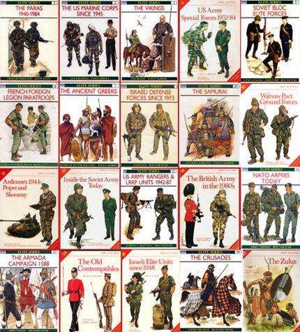 Osprey Military Books   Favorite books, Osprey military