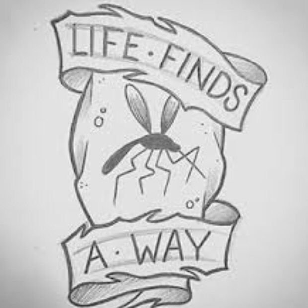 Life finds a way, #animationideaslife #Finds #Life
