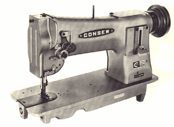 Knee Lifter Complete for Seiko Consew Walking Foot Sewing Machine