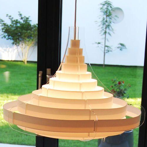 A608N Hänge Leuchte Ø500 \/ Weiss\/ Wohn Küchen Ess Zimmer Decke - deckenlampen für küchen