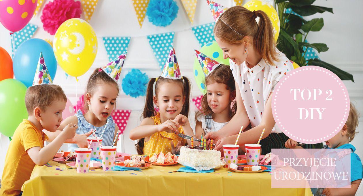 Dekorujemy Stol Na Przyjecie Urodzinowe Dziecka With Images