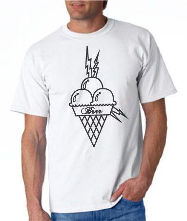 d3fca9dc 'Gucci Mane' Brrr Ice Cream Cone T-shirt - I found this on www.tshirtnow.net