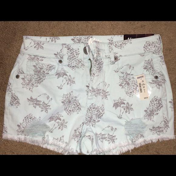 Shorts High rise Aeropostale Shorts