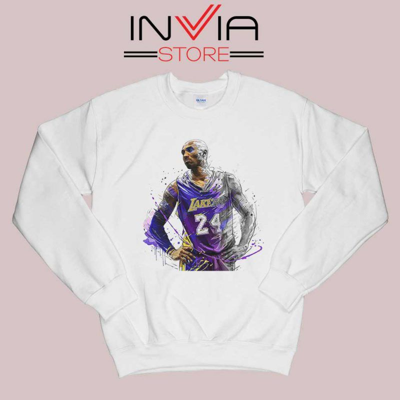 Kobe Star Player Bryant Sweatshirt Nba Kobe Bryant S 3xl In 2020 Kobe Bryant Star Player Sweatshirts
