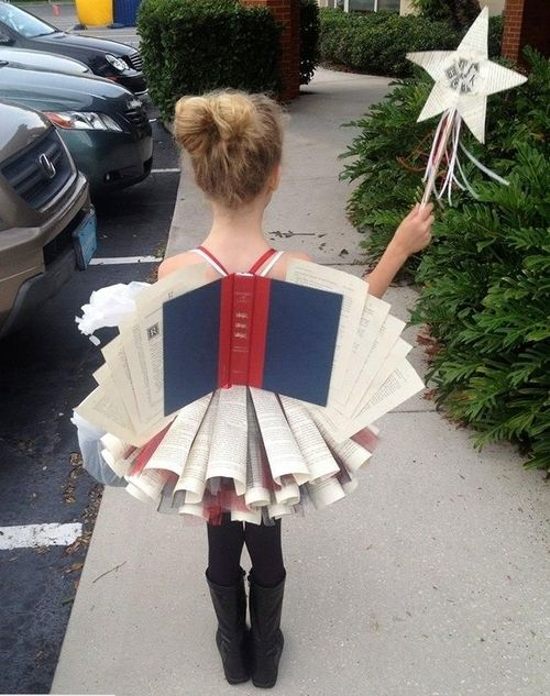 THIS WILL BE MY NEXT HALLOWEEN COSTUME OMG BOOK FAIRY