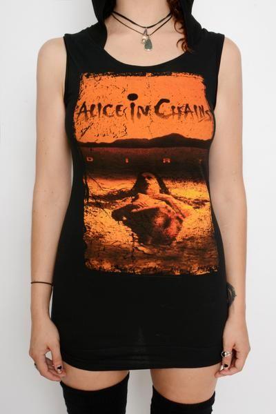 ALICE IN CHAINS  METAL ROCK MEN/'s TANK TOP SIZES