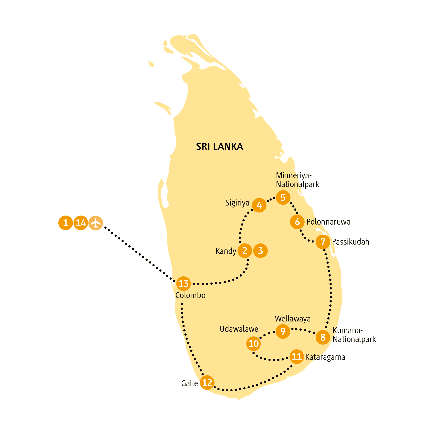 Wunderwelten Reise Sri Lanka Sigiriya 14 Tage Von Chamaleon Sri Lanka Reisen Sri Lanka Reisen
