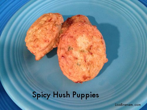 Spicy Hush Puppies 2pts On Weight Watchers Real Food Recipes