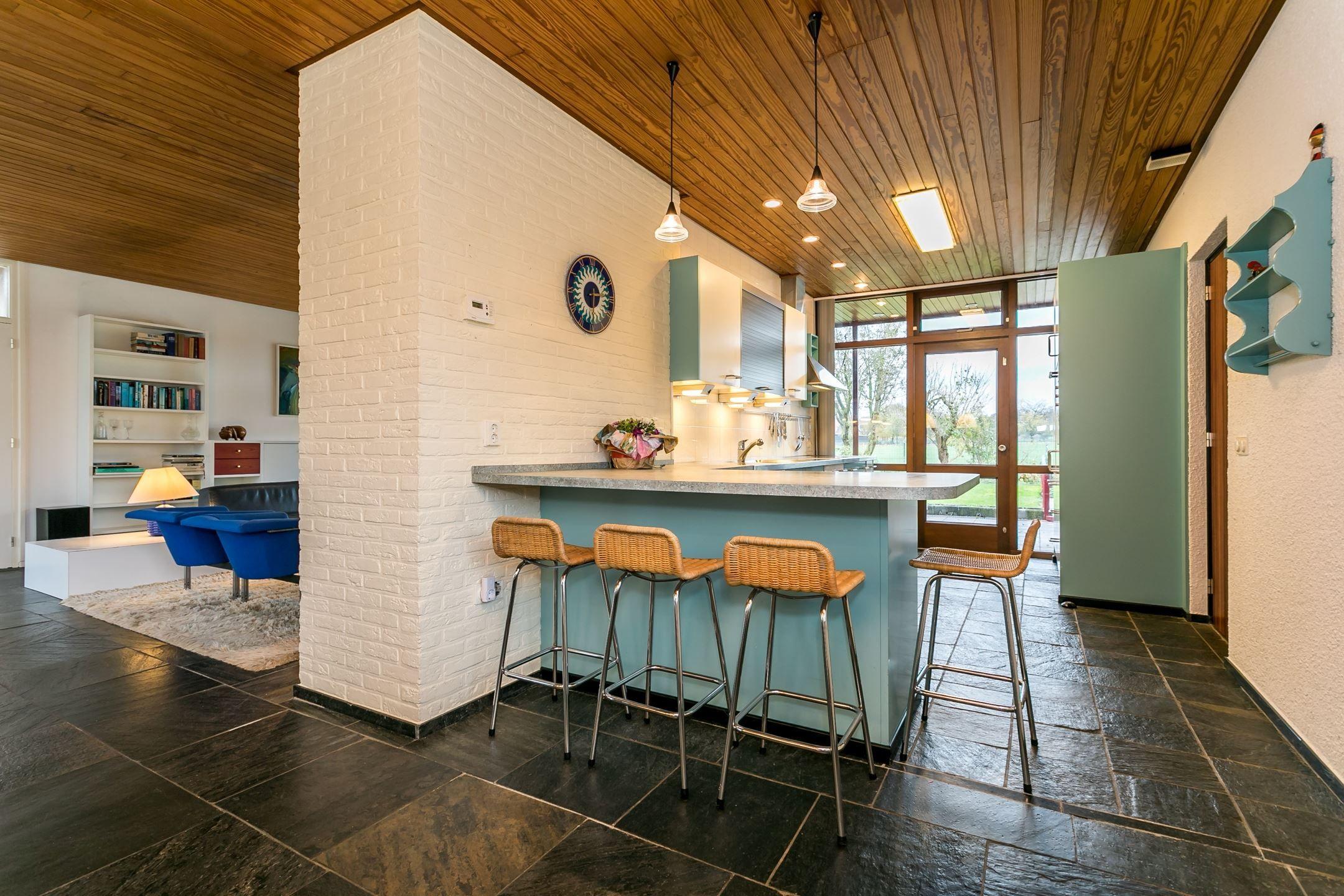 Keuken Design Maastricht : Bungalow maastricht de bestaande keuken staat in open verbinding