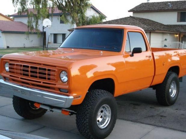 76' DODGE POWER WAGON W-100 CUSTOM | Dodge Trucks | Pinterest ...
