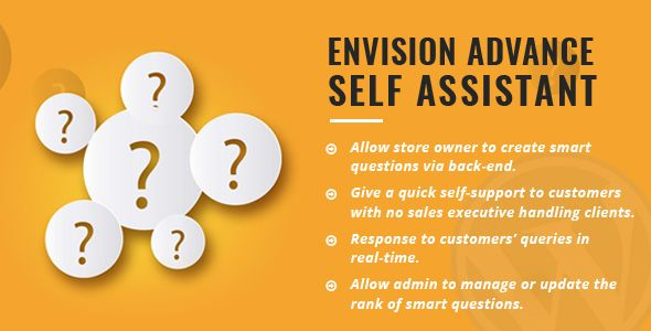 Download Envision Advanced Self-Assistant Nulled Latest Version